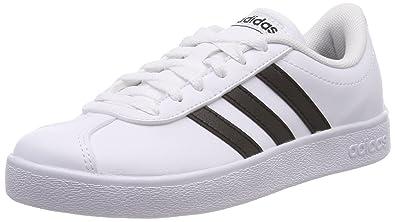 6e87c218ce971 adidas Unisex Kids Vl Court 2.0 K Fitness Shoes  Amazon.co.uk ...
