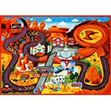 Disney Cars Play Rug Lightning McQueen Mater HD Printed Kids Room Decor  Bedding Throw Area Rugs