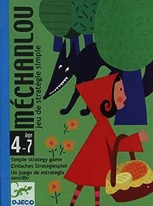 DJECO- Juegos de cartasJuegos de cartasDJECOCartas Mechanlou, Multicolor (36): Amazon.es: Juguetes y juegos