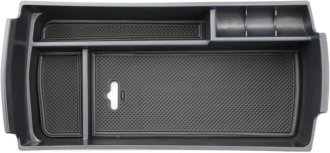LFOTPP 3008 5008 GT Consola central Caja de almacenamiento Apoyabrazos Caja Interior interior Center Armrest Storage Box