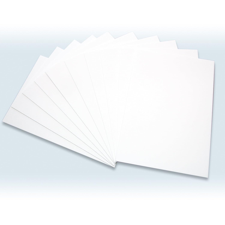 (Un poco ms grande que) B4 SEKISUI Esurenkoa 2mm de espesor (papel pasta panel de doble cara) a bordo de estireno 10 piezas (japn importacin)