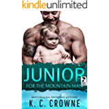 Junior For The Mountain Man: A Romantic Suspense, Best Friend's Brother Romance (Mountain Men of Liberty)
