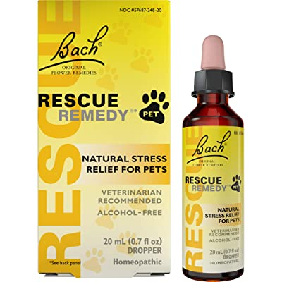 Rescue Remedy Natural Homeopathic Stress Relief Drops