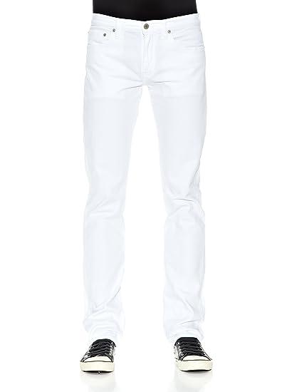Slim Blanc fr W32 511 T42 Levis L34 Blanc Jean Levi's Hxqta6H