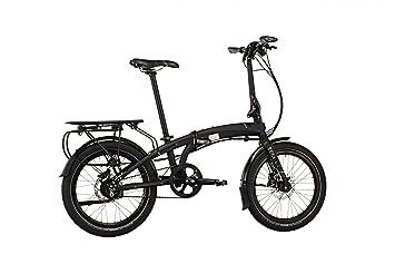 "tern Verge S8i - Bicicletas plegables - 20"" negro 2016"