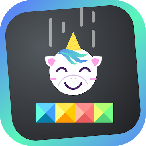 - Physics Unicorn: Fall down - popular super simple trending games for free 2019 no wifi