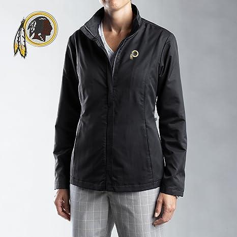 san francisco f745a ae6af Amazon.com : Cutter & Buck Washington Redskins Women's ...