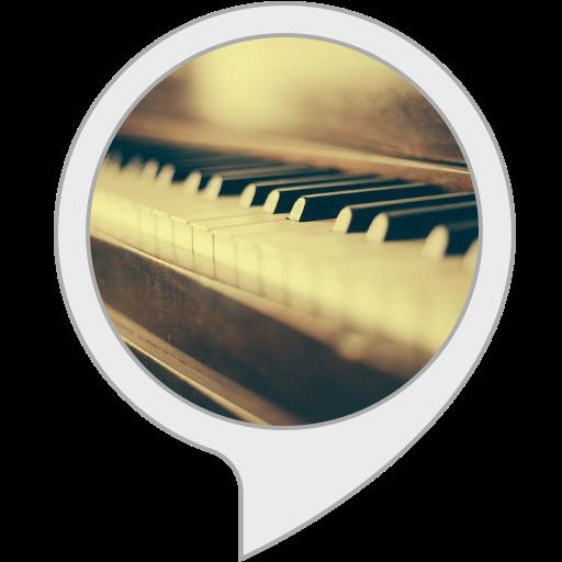 静かなピアノの音楽