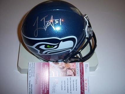 Signed Lofa Tatupu Mini Helmet - Tatupa usc Trojans coa - JSA Certified -  Autographed NFL a35fd7af4