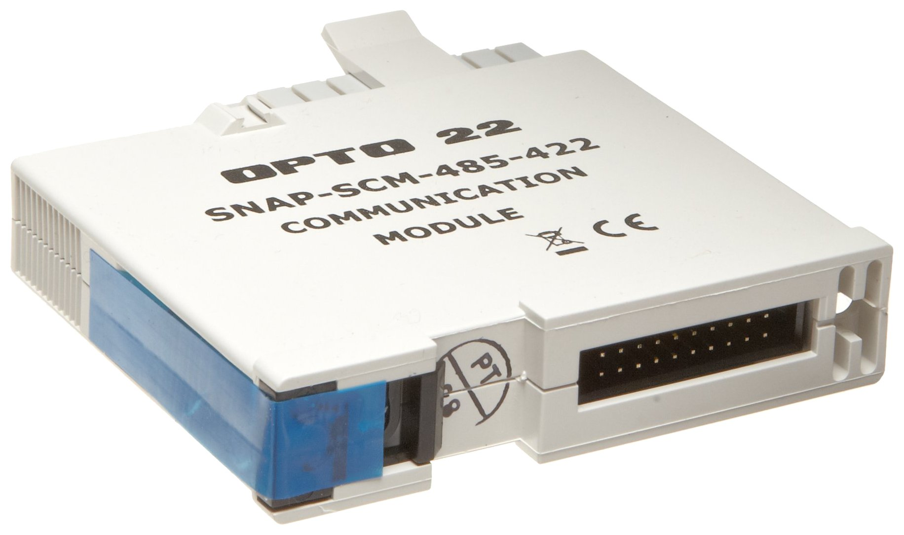 Opto 22 SNAP-SCM-485-422 - SNAP 2-Wire/4-Wire Serial Communication Module, 2-Channel by Opto 22 (Image #1)