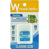 Pearlie White Floss Care Waxed Mint Dental Floss - 100 m