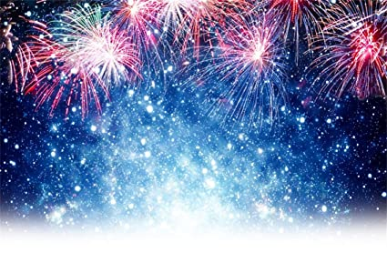 Happy New Year Fireworks 99