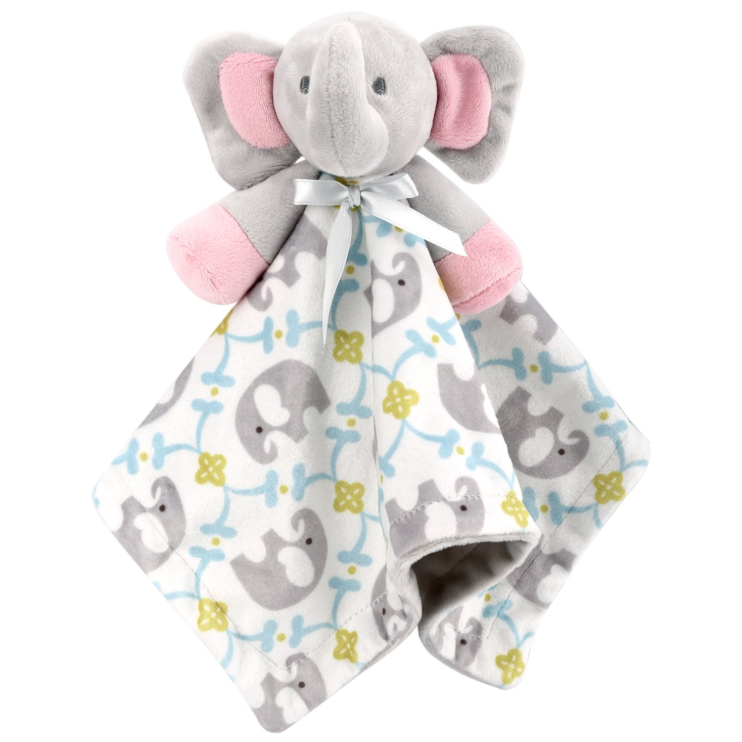 Amazon Com Zooawa Baby Security Blanket Soft Stuffed Animal