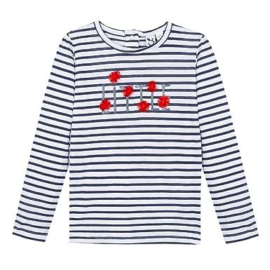 88ba48cf4d97d 3 Pommes T-Shirt Bébé Fille  Amazon.fr  Vêtements et accessoires
