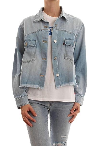Levis Levis 56402 Addison Shirt Chaqueta Y Blazer Mujer: Amazon.es: Ropa y accesorios