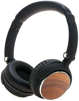 Auricular original inalámbrico Symphonized Sensation Premium de madera, con conector (Oscuro Marrón): Amazon.es: Electrónica