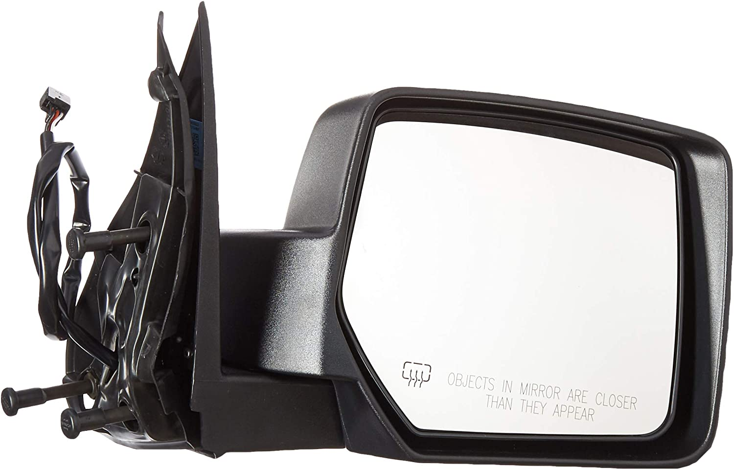 NEW Mirror 08-12 JEEP LIBERTY Passenger Right Side POWER NON HEATED Assembly