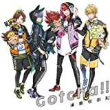 【Amazon.co.jp限定】Gotcha!!(初回限定盤)(コースター4色セット付き)