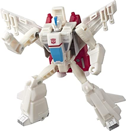 Transformers Cyberverse Action Attackers Warrior Class Hot Rod Action Figure...