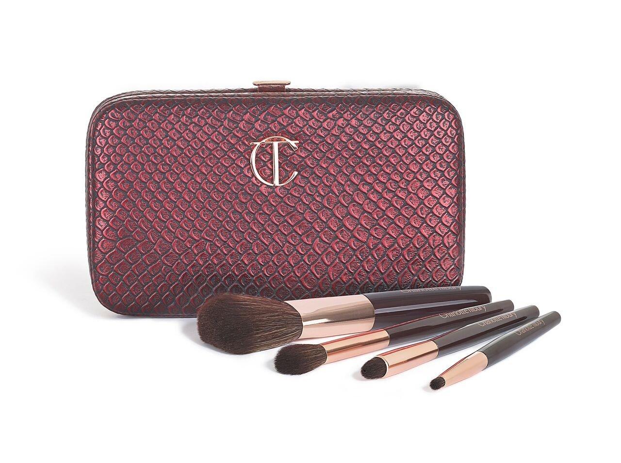 Charlotte Tilbury Magical Mini Brush Set Limited Edition