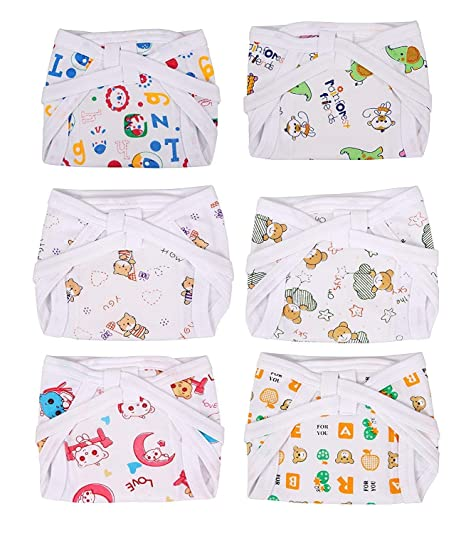 Buy Good Luck A To Z Born Baby Itemstm Baby Nappies Baby Cotton