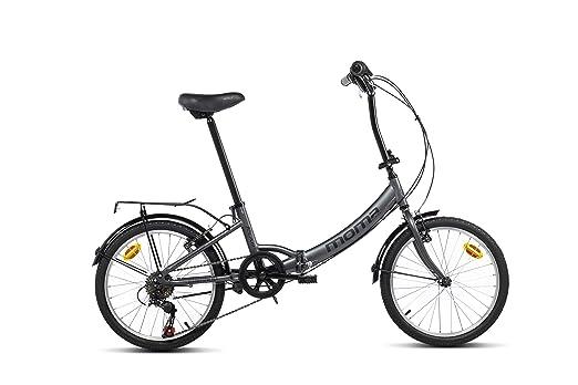 Moma Bikes First Class 2 Bicicleta, Adultos Unisex, Gris, Talla única: Amazon.es: Deportes y aire libre