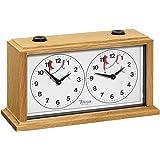 Philos 4014156046825 - Chess Clocks (Mecánico, Analógica, 115 mm, 215 mm, 80 mm, 860 g)