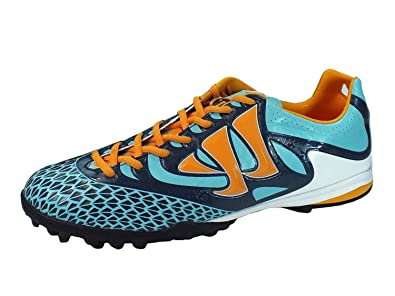 Shoes MFootball Warrior Turf Blue Size Men Skreamer Combat vN08nmOyPw