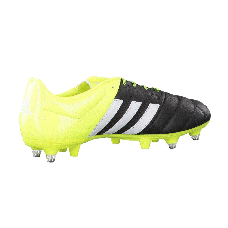 Adidas Herren Ace EU Niedrig SG Lea Fußballschuhe, Schwarz, 40 EU Ace 44df89