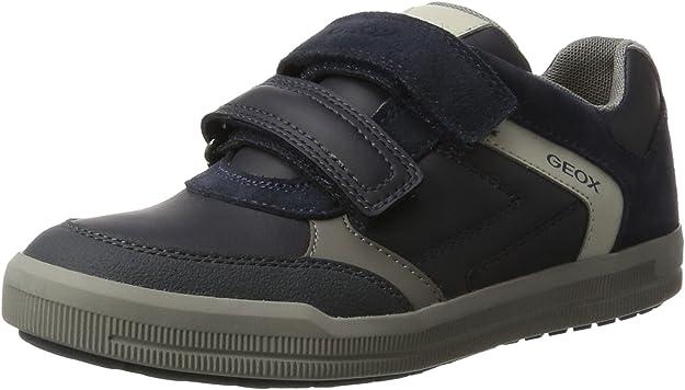 Geox Jungen J Arzach Boy A Sneaker, blau 4m5RO