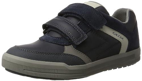 Geox Jungen J Arzach Boy A Sneaker, blau