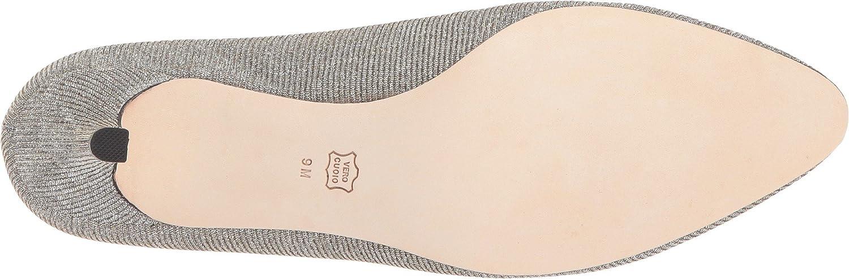 VANELi Women's Linden Pumps Shoes B01MR7ZKO1 8.5 B(M) US|Platinum Nizza Fabric