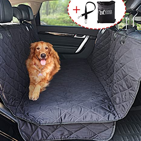 winner outfitters dog car seat coversdog seat cover pet seat cover for cars amazon     winner outfitters dog car seat covers dog seat cover      rh   amazon