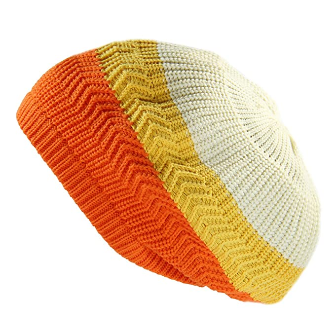 Hippie Hats,  70s Hats RW Unisex Cotton Classic Rasta Beanie Tam $19.99 AT vintagedancer.com