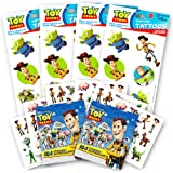Toy Story Stickers and Tattoos Party Favors Pack -- 174 Stickers and 84 Temporary Tattoos (Toy Story Party Supplies)
