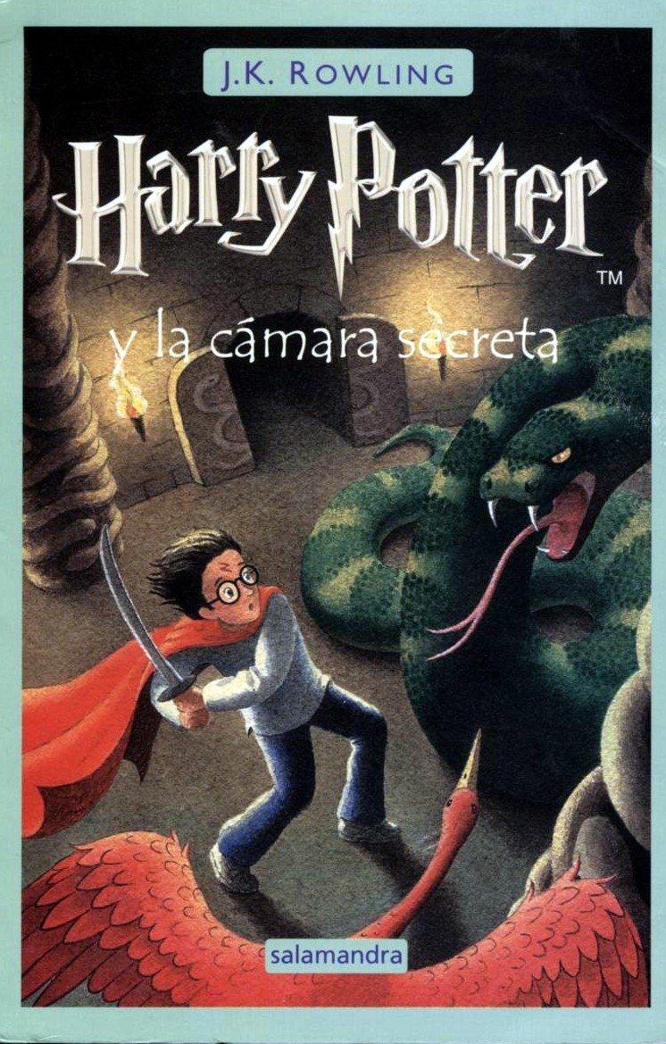 Harry potter y la camara secreta: Amazon.es: Rowling, JK: Libros