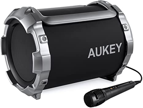 Amazon.com: Aukey altavoz bluetooth, altavoz inalámbrico ...