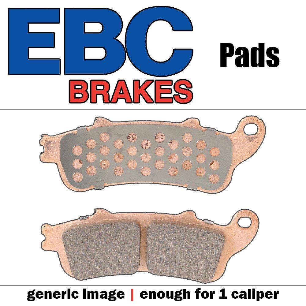 EBC Brakes FA47//2R Disc Brake Pad Set