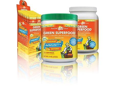 Amazing Grass Superfood bayas verdes: Amazon.com: Grocery ...