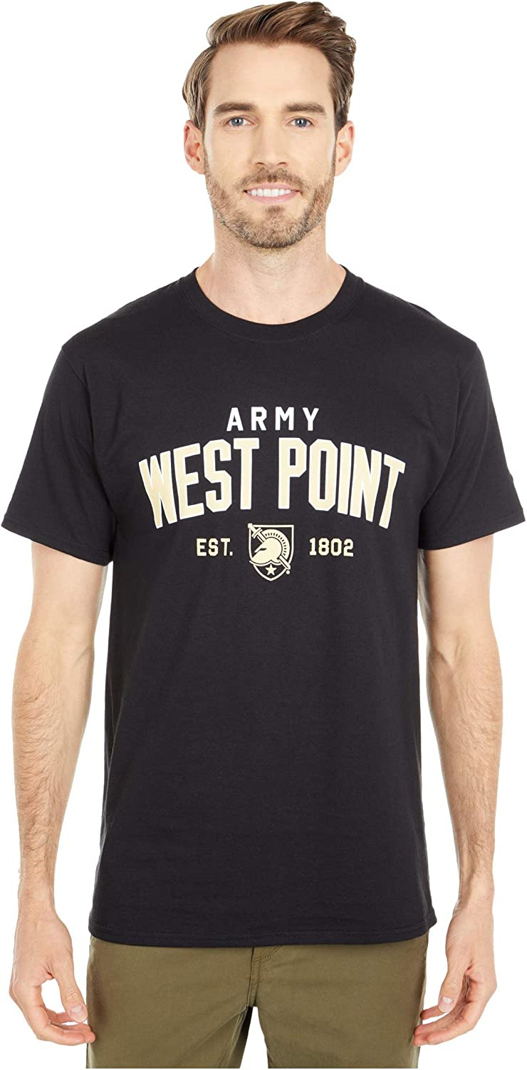 Champion College Mens Army Black Knights Jersey Tee