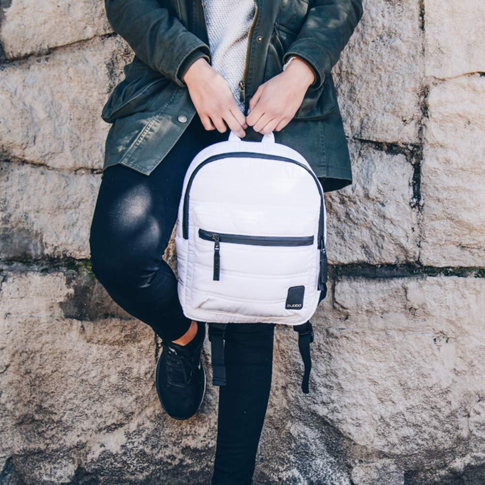 Amazon.com | Bubba Bags Canadian Design Backpack Matte Mini Pure Blanc | Casual Daypacks