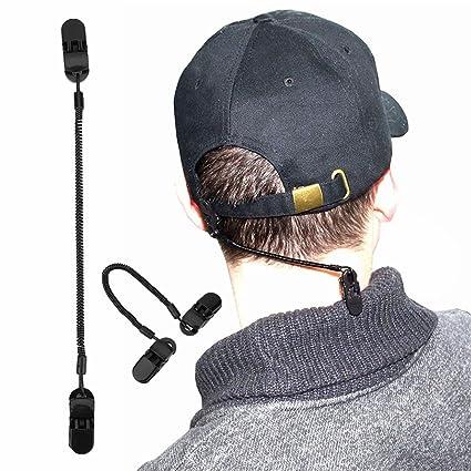 5db2ff7d5b7 Amazon.com   Vbestlife Cap Retainer Hat Clip 3pcs Hat Retainer Clip ...