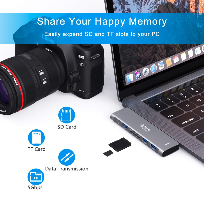 Mua USB C Adapter for MacBook Pro/MacBook Air 2020 2019 ...