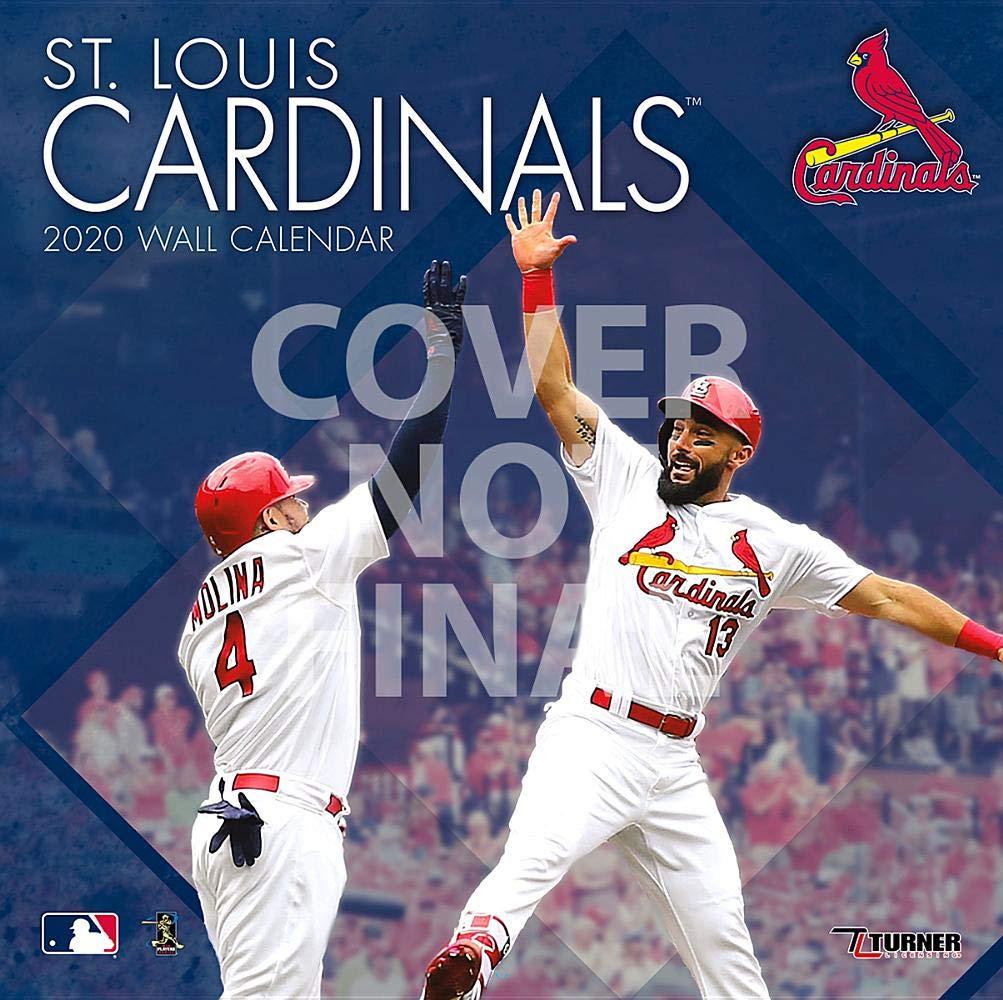 Cardinals Home Opener 2020.St Louis Cardinals 2020 12x12 Team Wall Calendar Lang