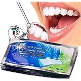 (Ckeyin)歯美白 ホワイトニング テープ 簡単に歯を白くできる ホワイトニング ストリップス 14×2個セット