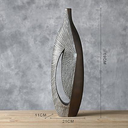 Amazon Zenggp Floor Standing Vases Creative Ornaments