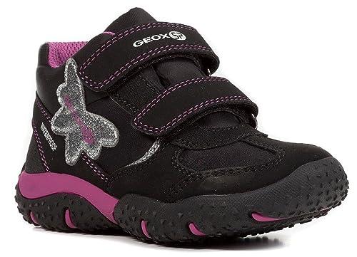 Zapatillas para niña Baltic con función de botín (J842VA 050FU C9002) de Geox: Geox: Amazon.es: Zapatos y complementos