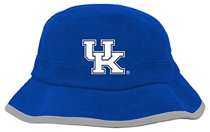 big sale 4d3ba 07989 NCAA by Outerstuff NCAA Kentucky Wildcats Toddler Team Bucket Hat,  Collegiate Royal, Toddler One