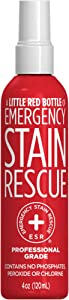 Emergency Stain Rescue Professional Grade Formula Stain Remover (120ml, 4 oz) | Stain Remover for Clothes | Non Toxic