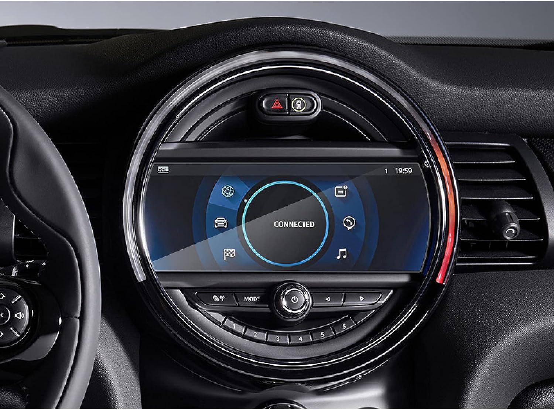 CarWorld para Mini Cooper Clubman Hardtop Countryman 2017-2021, película Protectora de Pantalla de navegación GPS con diseño de Coche, Accesorios para automóviles